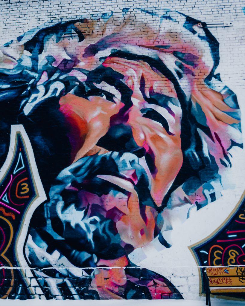 Vladivostok murals